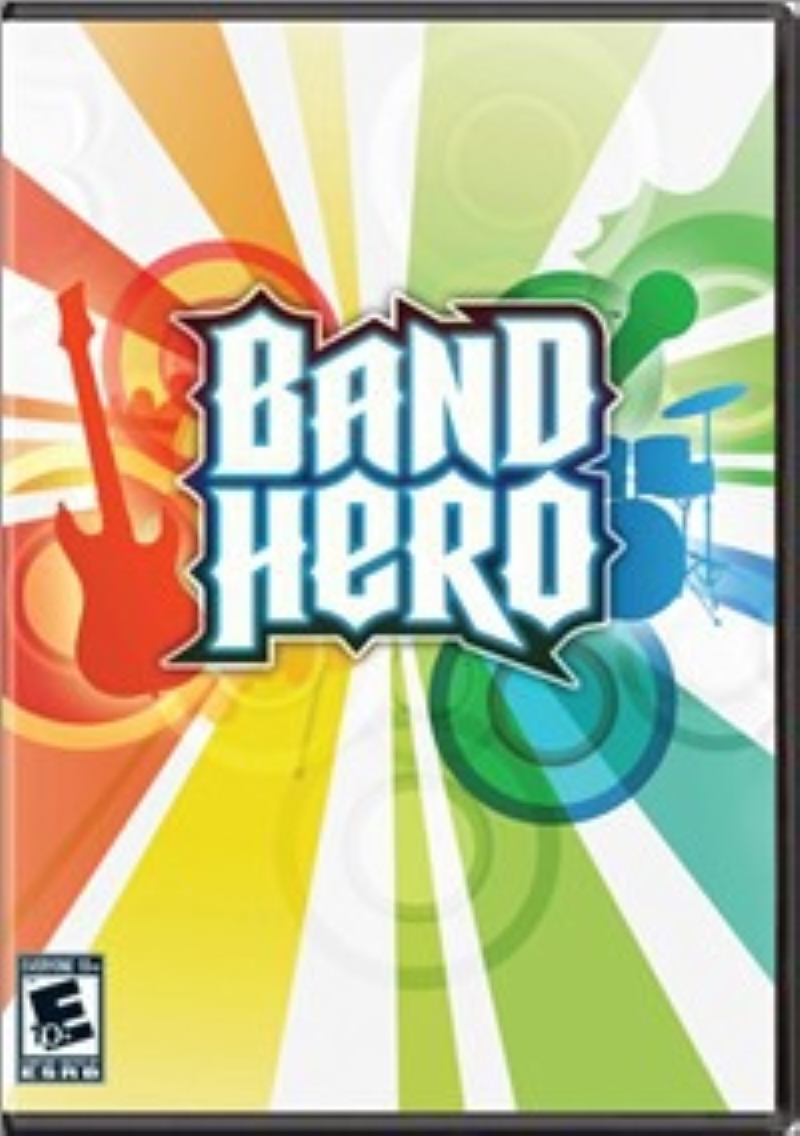 ACTIVISION GAME PS2 BAND HERO
