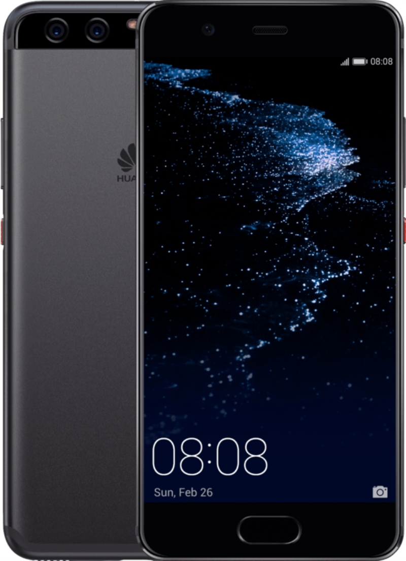 APPLE SMARTPHONE HUAWEI P10 PLUS TIM GRAPHITE BLACK