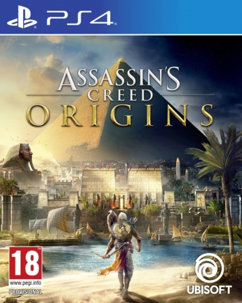 UBISOFT GAME SONY PS4 ASSASSIN'S CREED ORIGINS