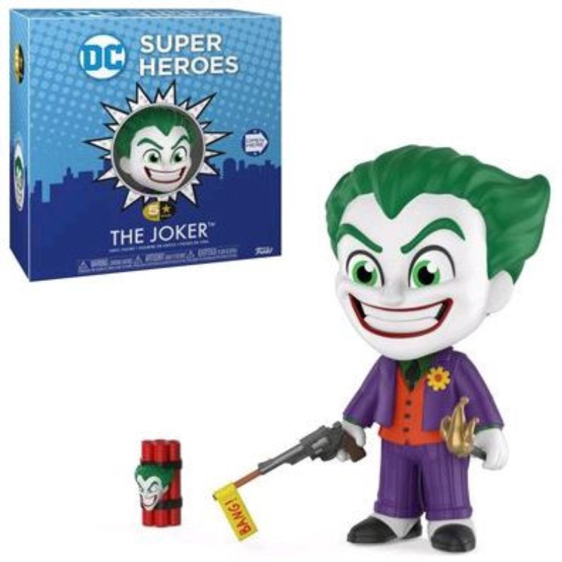 FUNKO ACTION FIGURES FUNKO 5 STAR DC CLASSIC THE JOKER