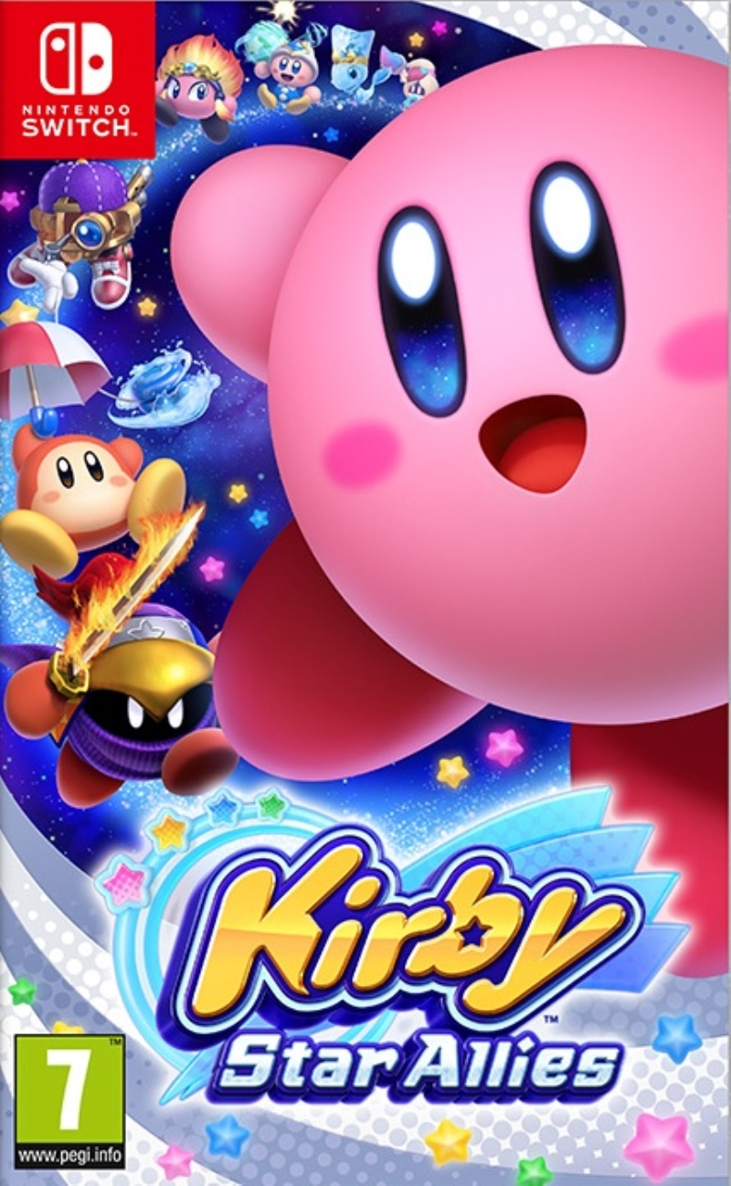 NINTENDO GAME NINTENDO SWITCH KIRBY STAR ALLIES