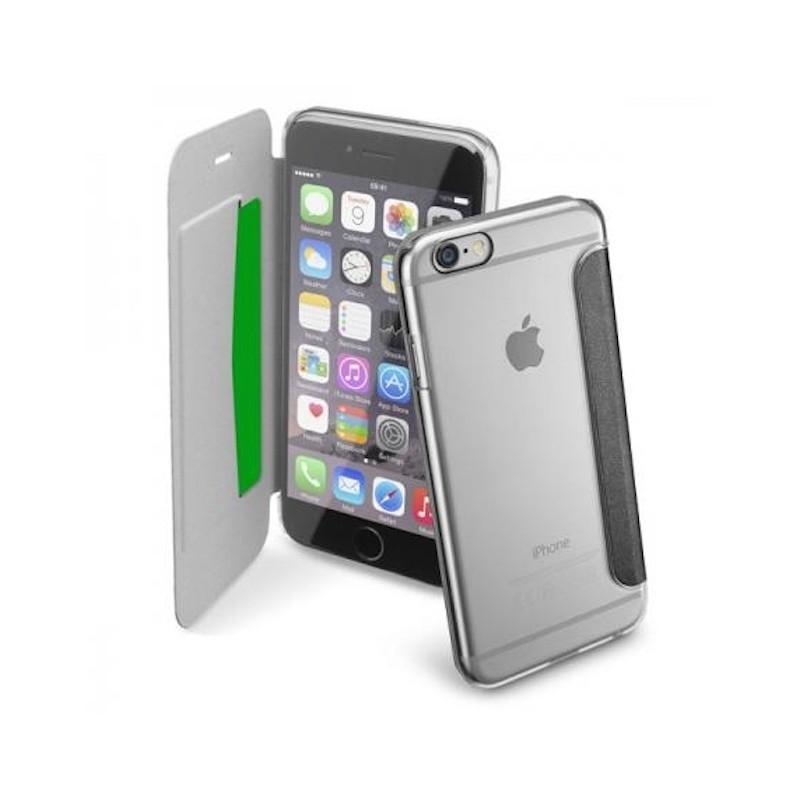 custodia iphone 6 cellular line trasparente
