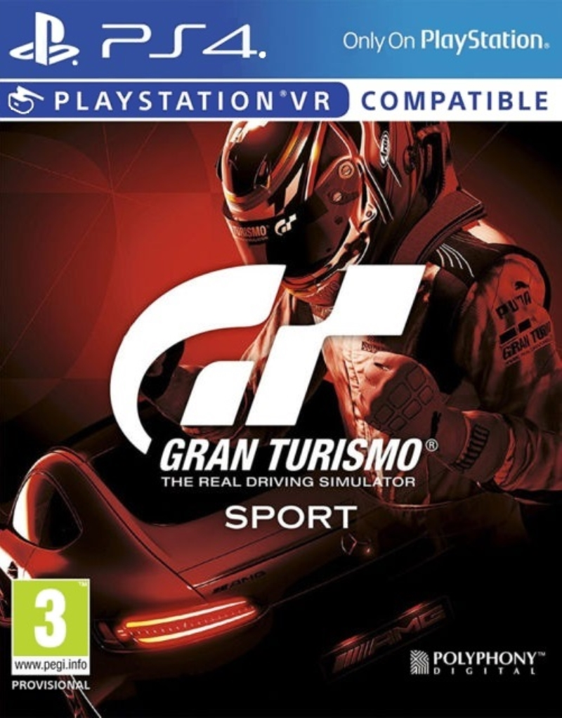 SONY GAME SONY PS4 GRAN TURISMO SPORT