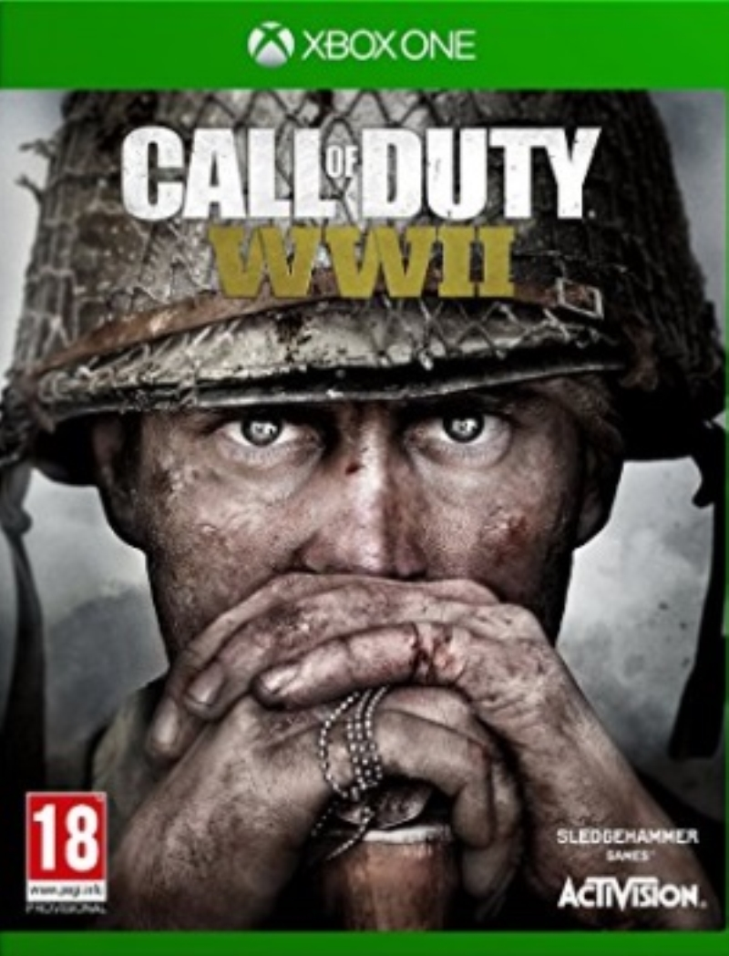 ACTIVISION GAME MICROSOFT XBOX ONE CALL OF DUTY WORLD WAR 2