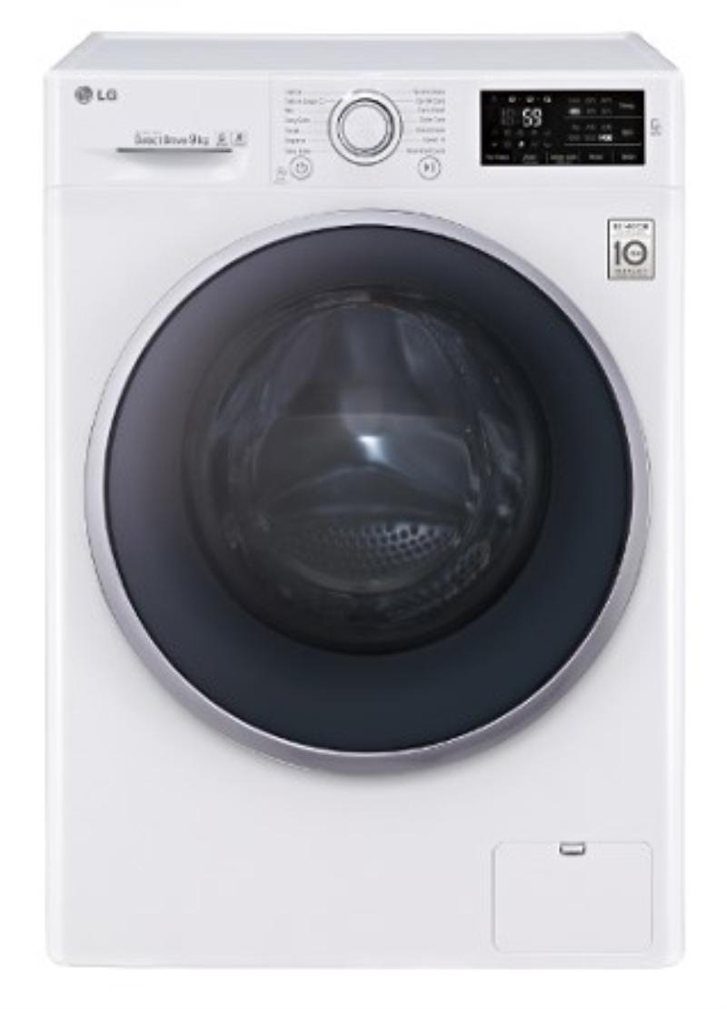 Lg lavatrice lg 9kg a 30 1400g turbowash for Lavatrice lg turbowash