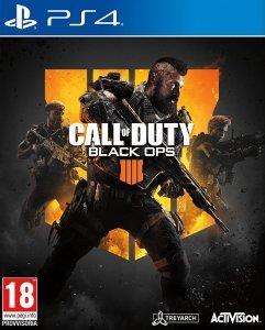 ACTIVISION GAME SONY PS4 CALL OF DUTY BLACK OPS 4