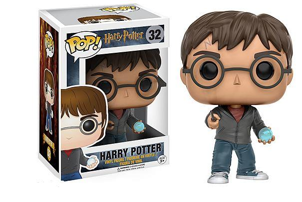 FUNKO ACTION FIGURES FUNKO POP HARRY POTTER: HARRY W/ PROPHECY