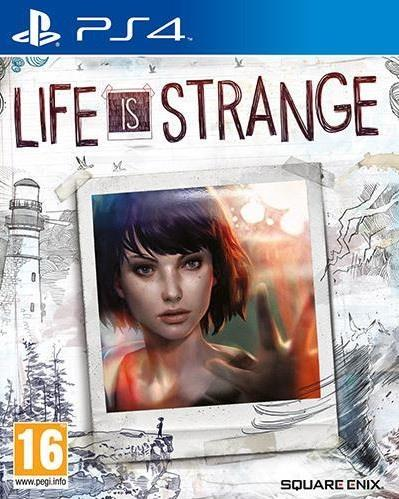 SONY GAME SONY PS4 LIFE IS STRANGE