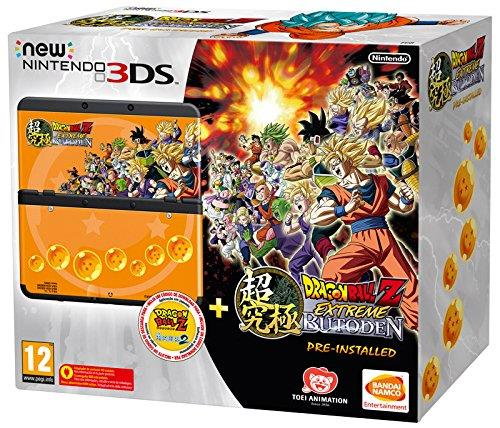 NINTENDO CONSOLE NINTENDO 3DS NERA + DRAGONBALL Z EXTREM BUTODEN