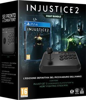 SONY GAME PS4 INJUSTICE 2 + HORIFIGHTING STICK