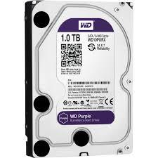 WESTERN DIGITAL HD INT 3.5 1TB WD WD10PURX PURPLE