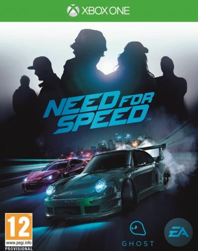 ELECTRONIC ARTS NEED FOR SPEED XBOX ONE