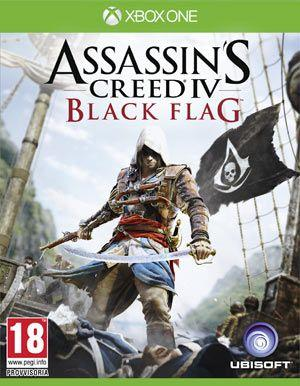 UBISOFT ASSASSINS CREED 4 BLACKFLAG ITA XBOX ONE