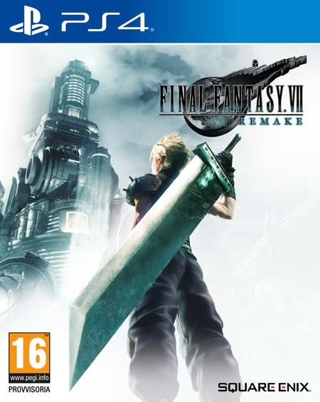 SONY GAME SONY PS4 FINAL FANTASY VII REMAKE EU