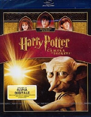 BLU RAY FILM BLU-RAY HARRY POTTER CAMERA DEI SEGRETI