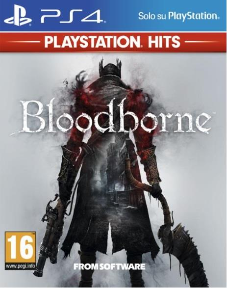 SONY GAME SONY PS4 BLOODBORNE PLAYSTATION HITS