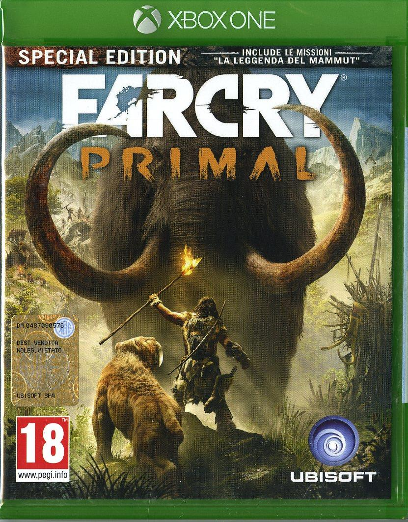 UBISOFT GAME MICROSOFT XBOX ONE FARCRY PRIMAL