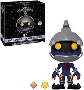 FUNKO ACTION FIGURES FUNKO 5 STAR KH3 SOLDATO HEARTLESS