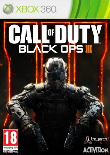 ACTIVISION GAME MICOROSFT XBOX 360CALL OF DUTY BLACK OPS III