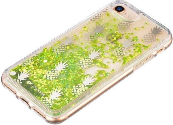 CELLULAR LINE CUSTODIA CELLULAR LINE RETRO STARDUST IPHONE 8/7/6S PINEAPPLE