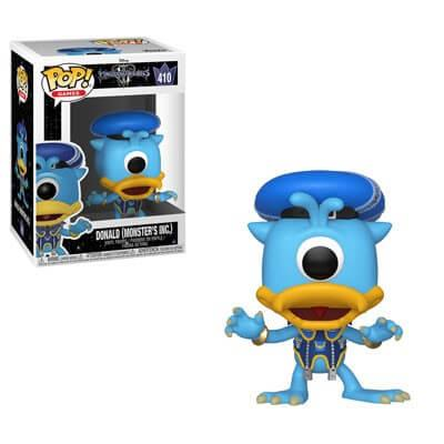 FUNKO ACTION FIGURES FUNKO POP DISNEY KINGDOM HEARTS PAPERINO (MONSTER