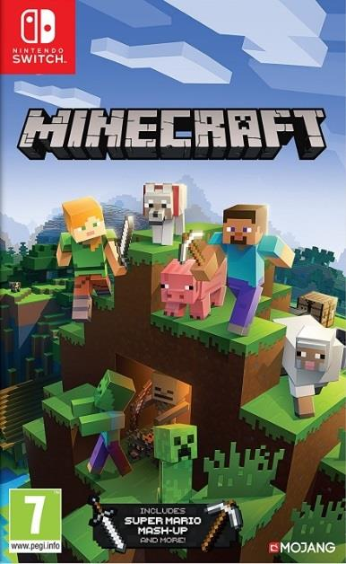 NINTENDO GAME NINTENDO SWITCH MINECRAFT