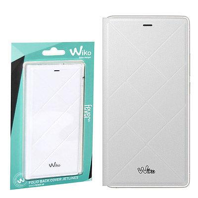 WIKO COVER WIKO FEVER WHITE
