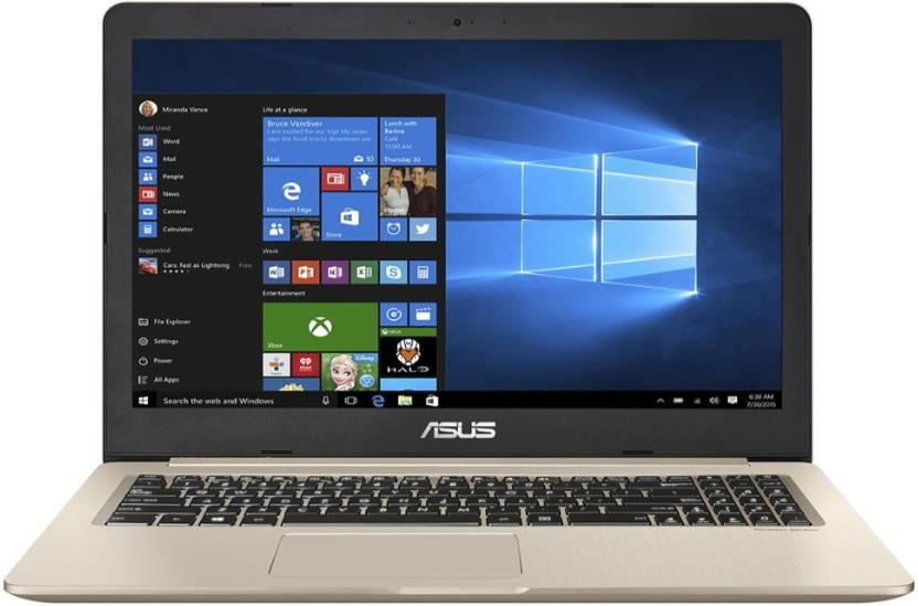 ASUS NOTEBOOK ASUS VIVOBOOK PRO INTEL I7 16GB