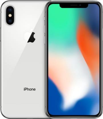 APPLE SMARTPHONE APPLE IPHONE X 64 GB SILVER