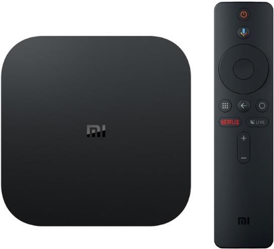 XIAOMI XIAOMI MI BOX S 4K ULTRA HD GOOGLE ASSISTANT