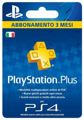 AREA RICARICHE PSN CARD PLAYSTATION PLUS HANG 90GG