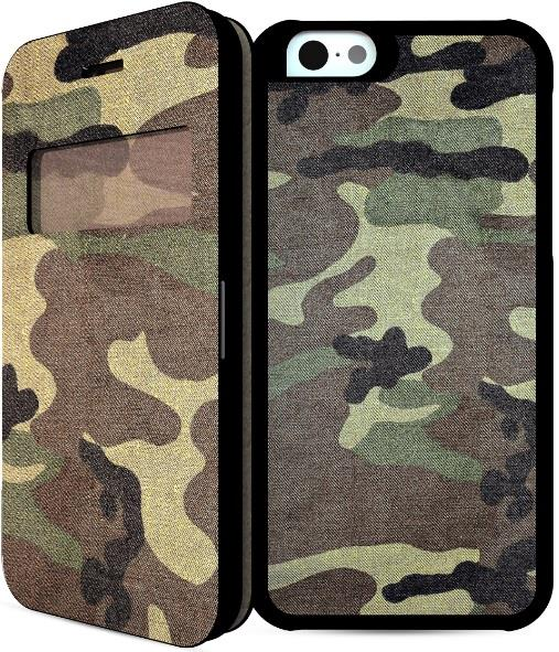 IPAINT CUSTODIA IPAINT DOUBLE CASE CAMO IPHONE 6