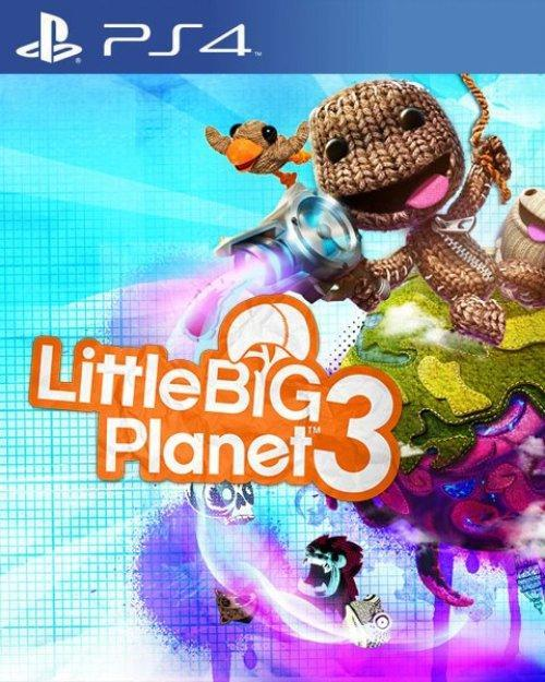 SONY GAME SONY PS4 LITTLE BIG PLANET 3