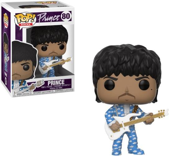 FUNKO ACTION FIGURES FUNKO POP ROCKS: PRINCE WHEN DOVES CRY