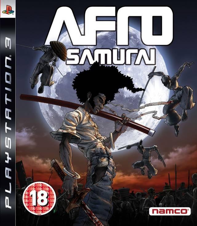 SONY GAME SONY PS3 AFRO SAMURAI