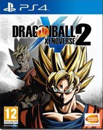 NAMCO GAME PS4 DRAGON BALL XENOVERSE 2 HITS