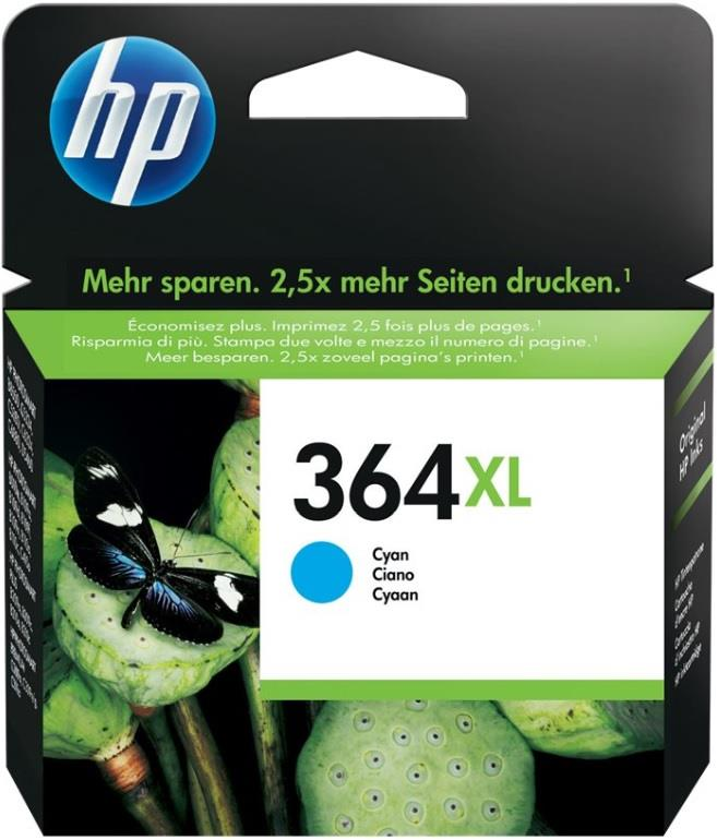 HP CARTUCCIA INK JET HP CIANO N.364XL CB323EE#ABE