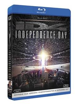 BLU RAY DVD BLURAY INDIPENDENCEDAY