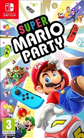 NINTENDO GAME NINTENDO SWITCH SUPER MARIO PARTY