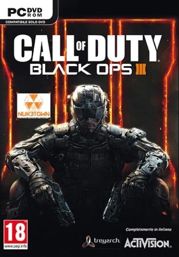 ACTIVISION GAME PC CALL OF DUTY BLACK OPS III DAY ONE EDITION