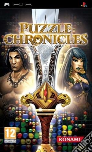 SONY GAME SONY PSP PUZZLE CHRONICLES