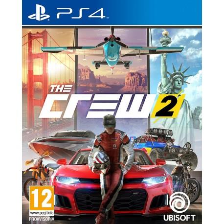 UBISOFT GAME THE CREW 2 PS4 ITA