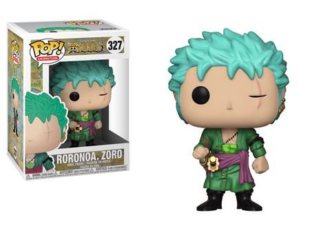 FUNKO ACTION FIGURES FUNKO POP VINYL ONE PIECE ZORO