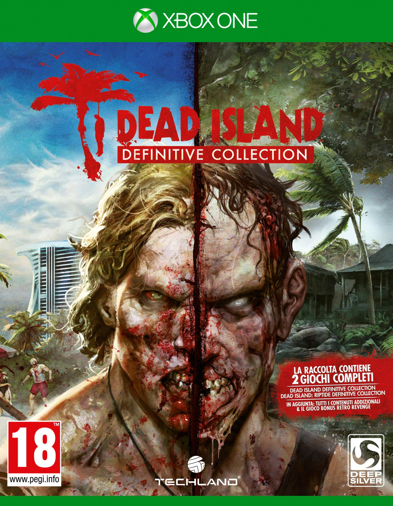 MICROSOFT GAME DEAD ISLAND DEFINITIVE EDITION COLLECTION PER XBOXONE