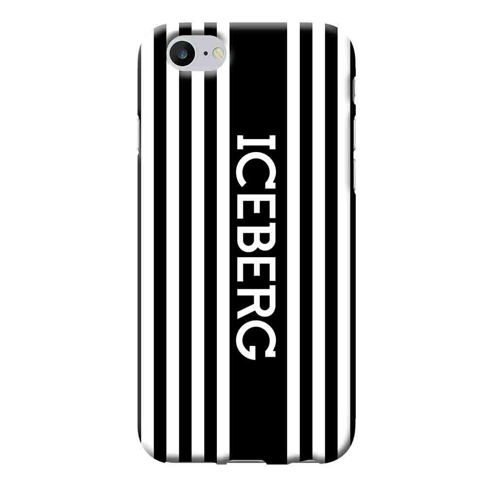 ICEBERG CUSTODIA ICEBERG PER IPHONE 7 SOFT STRIP