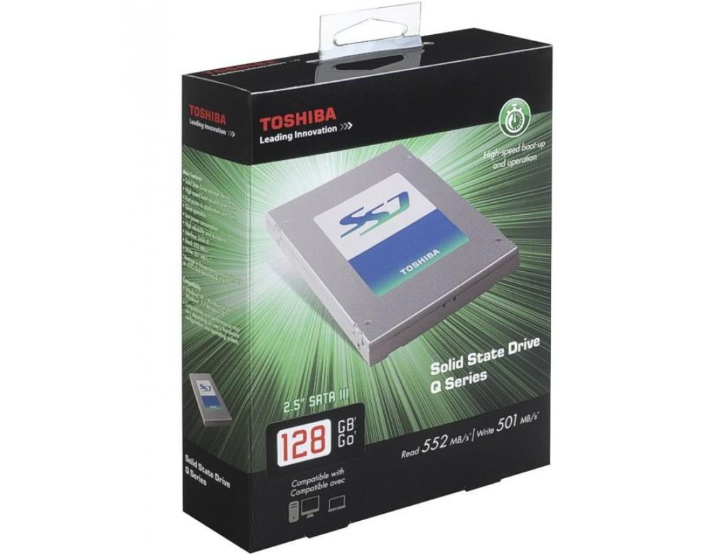 TOSHIBA INTERNAL SSD 128 GB
