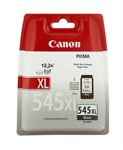 CANON CARTUCCIA CANON NERO CHROMALIFE 100 21ML MG2450 MG255