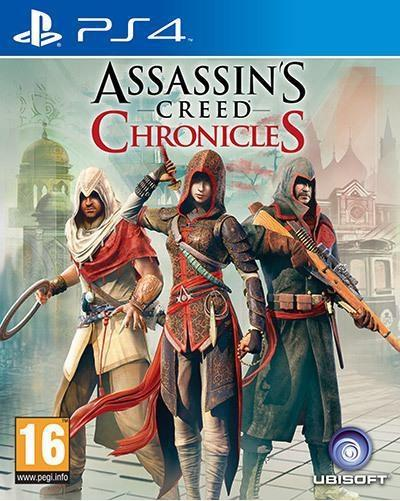 UBISOFT GAME PS4 ASSASSINS CREED CHRONICLES