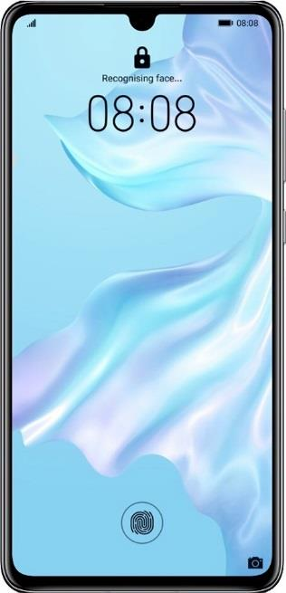 HUAWEI HUAWEI P30 6GB 128 GB 6.1 MIDNIGHT BLACK