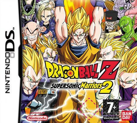 NINTENDO GAME NINTENDO NDS DRAGON BALLZ SUPERSONIC WAR. 2